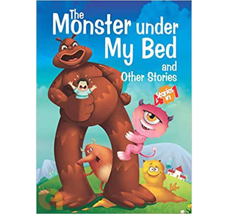 Buy The Monster Under The Bed And Other Stories
