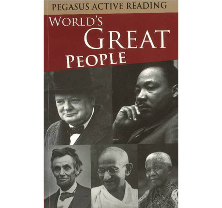 Buy World's Great People (Pegasus Active Reading)