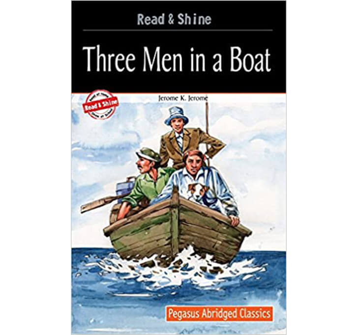 Buy Three Men In A Boat (Timeless Tales)