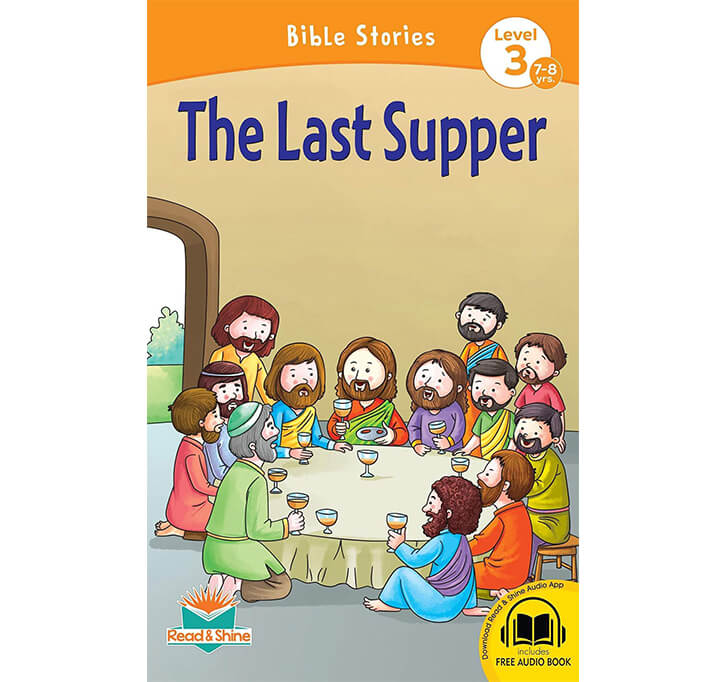 Buy The Last Supper Bible Stories