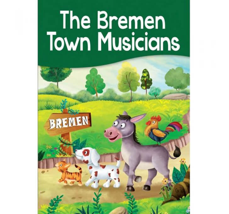 Buy The Bremen Town Musicians-Story Book