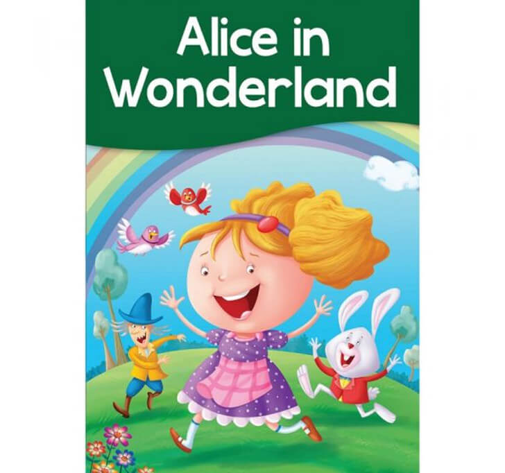 Buy ALICE IN WONDERLAND-MY FIRST STORY BOOK