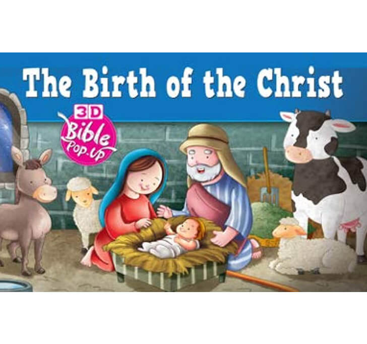 Buy BIBLE POP UP THE BIRTH OF THE CHRIST