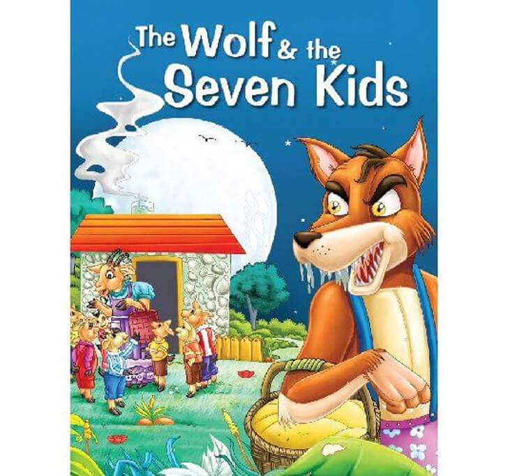 Buy THE WOLF & THE SEVEN KIDS