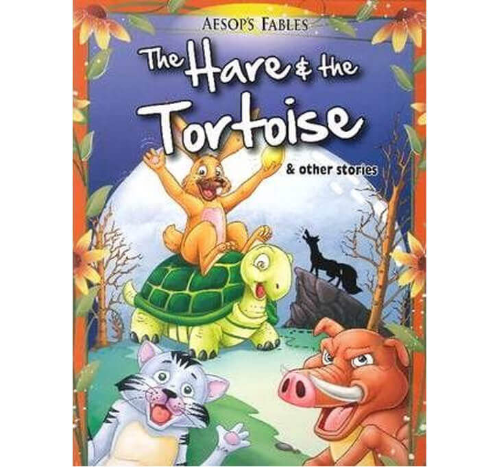 Buy THE HARE & THE TORTOISE & OTHER STORIES